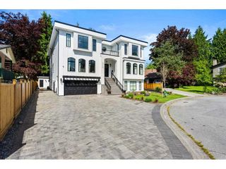 Photo 1: 8549 145A Street in Surrey: Bear Creek Green Timbers House for sale : MLS®# R2586038