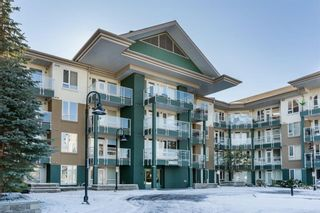 Photo 1: 215 3111 34 Avenue NW in Calgary: Varsity Apartment for sale : MLS®# A1041568