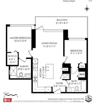"""Photo 26: 1402 6700 DUNBLANE Avenue in Burnaby: Metrotown Condo for sale in """"VITTORIO"""" (Burnaby South)  : MLS®# R2526495"""