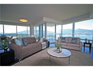 Photo 4: # 2509 1011 W CORDOVA ST in Vancouver: Coal Harbour Condo for sale (Vancouver West)  : MLS®# V1099167