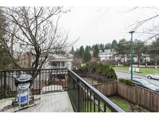 Photo 19: 1 1195 FALCON Drive in Coquitlam: Eagle Ridge CQ Townhouse for sale : MLS®# R2441753