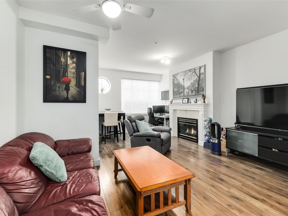 Main Photo: 114 6475 Chester Street in Vancouver: Fraser VE Condo for sale (Vancouver East)  : MLS®# R2548289