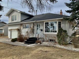 Photo 1: 1308 Crescent Road in Portage la Prairie: House for sale : MLS®# 202105436