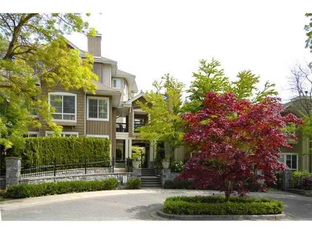 Main Photo: # 208 5605 HAMPTON PL in Vancouver: University VW Condo for sale (Vancouver West)  : MLS®# V1079295