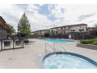 "Photo 18: 12 7938 209 Street in Langley: Willoughby Heights Townhouse for sale in ""RED MAPLE"" : MLS®# R2072725"