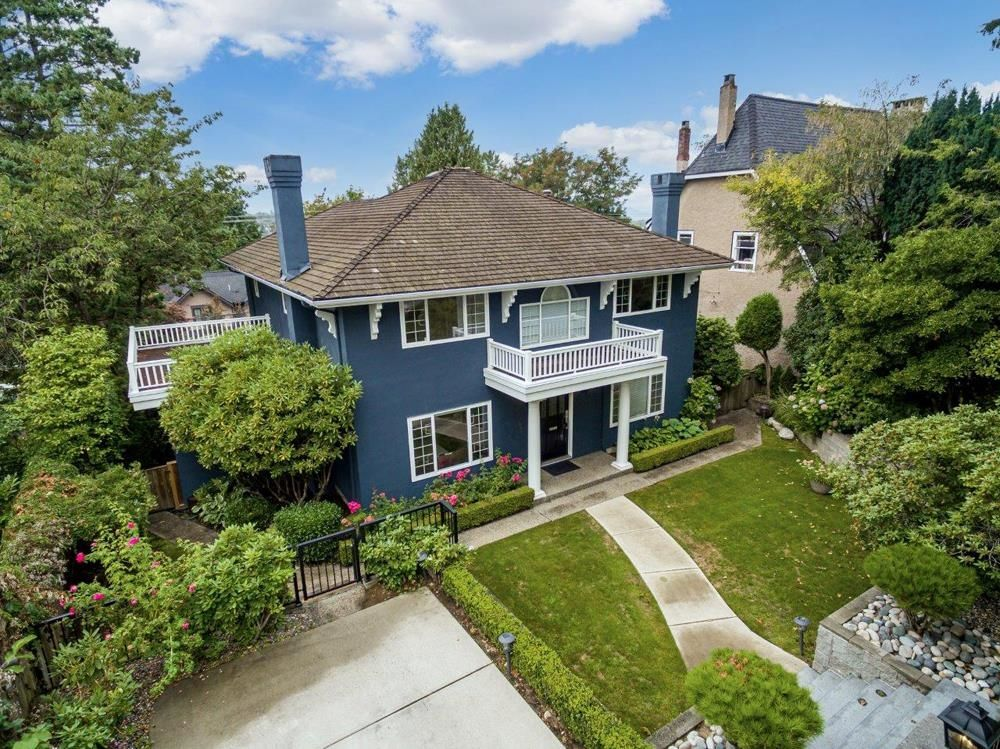 Main Photo: 4861 ANGUS Drive in Vancouver: Shaughnessy House for sale (Vancouver West)  : MLS®# R2613991