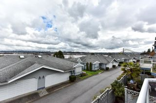 "Photo 20: 122 28 RICHMOND Street in New Westminster: Fraserview NW Townhouse for sale in ""CASTLERIDGE"" : MLS®# R2157628"