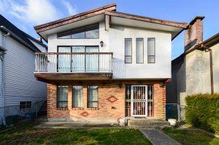 Photo 1: 3647 Adanac Street in Vancouver: Renfrew VE House for sale (Vancouver East)  : MLS®# R2541740