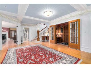 "Photo 2: 5055 CONNAUGHT Drive in Vancouver: Shaughnessy House for sale in ""Shaughnessy"" (Vancouver West)  : MLS®# V1103833"