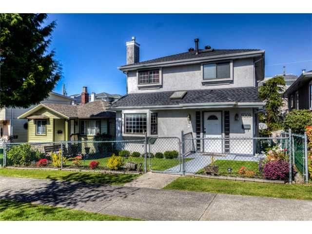 """Main Photo: 5009 KILLARNEY Street in Vancouver: Collingwood VE House for sale in """"COLLINGWOOD"""" (Vancouver East)  : MLS®# V1002769"""