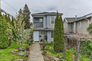 Main Photo: 5617 SPROTT Street in Burnaby: Central BN 1/2 Duplex for sale (Burnaby North)  : MLS®# R2537040