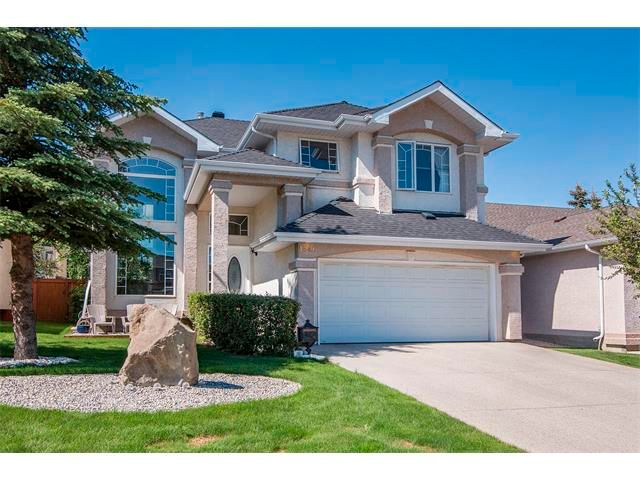 Main Photo: EVERGREEN DR SW in Calgary: Evergreen House for sale : MLS®# C4016327