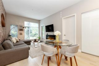 """Photo 6: 108 262 SALTER Street in New Westminster: Queensborough Condo for sale in """"Portage at Port Royal"""" : MLS®# R2509481"""