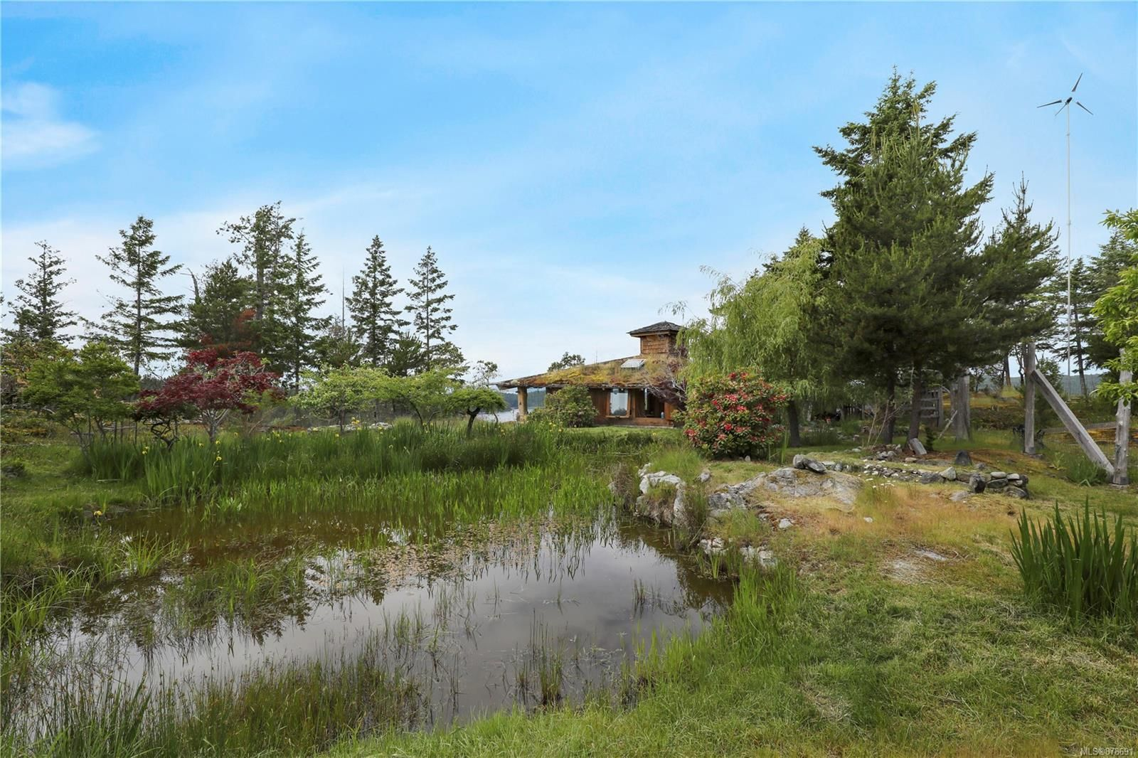 Photo 33: Photos: 979 Thunder Rd in : Isl Cortes Island House for sale (Islands)  : MLS®# 878691