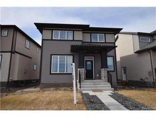 Photo 1: 411 Bridge Lake Drive in Winnipeg: Bridgwater Forest Residential for sale (1R)  : MLS®# 1706745