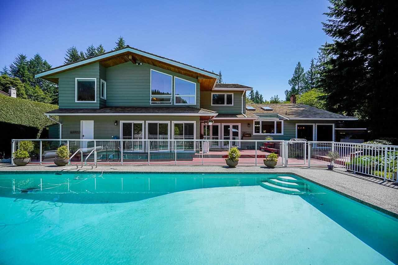 Main Photo: 4632 WOODBURN Road in West Vancouver: Cypress Park Estates House for sale : MLS®# R2591407