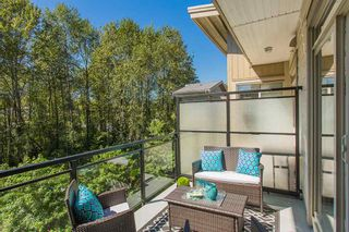 """Photo 14: 405 101 MORRISSEY Road in Port Moody: Port Moody Centre Condo for sale in """"LIBRA B/SUTTERBROOK VILLAGE"""" : MLS®# R2101263"""