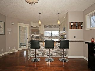 Photo 12: 7 TUSCANY RIDGE TC NW in Calgary: Tuscany House for sale : MLS®# C4112898