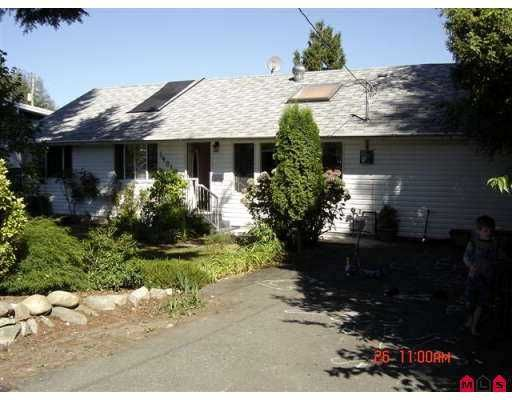 Main Photo: 14019 113TH Avenue in Surrey: Bolivar Heights House for sale (North Surrey)  : MLS®# F2620966