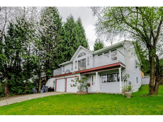 Main Photo: 14706 ST.ANDREWS Drive in Surrey: Bolivar Heights House for sale (North Surrey)  : MLS®# F1436895
