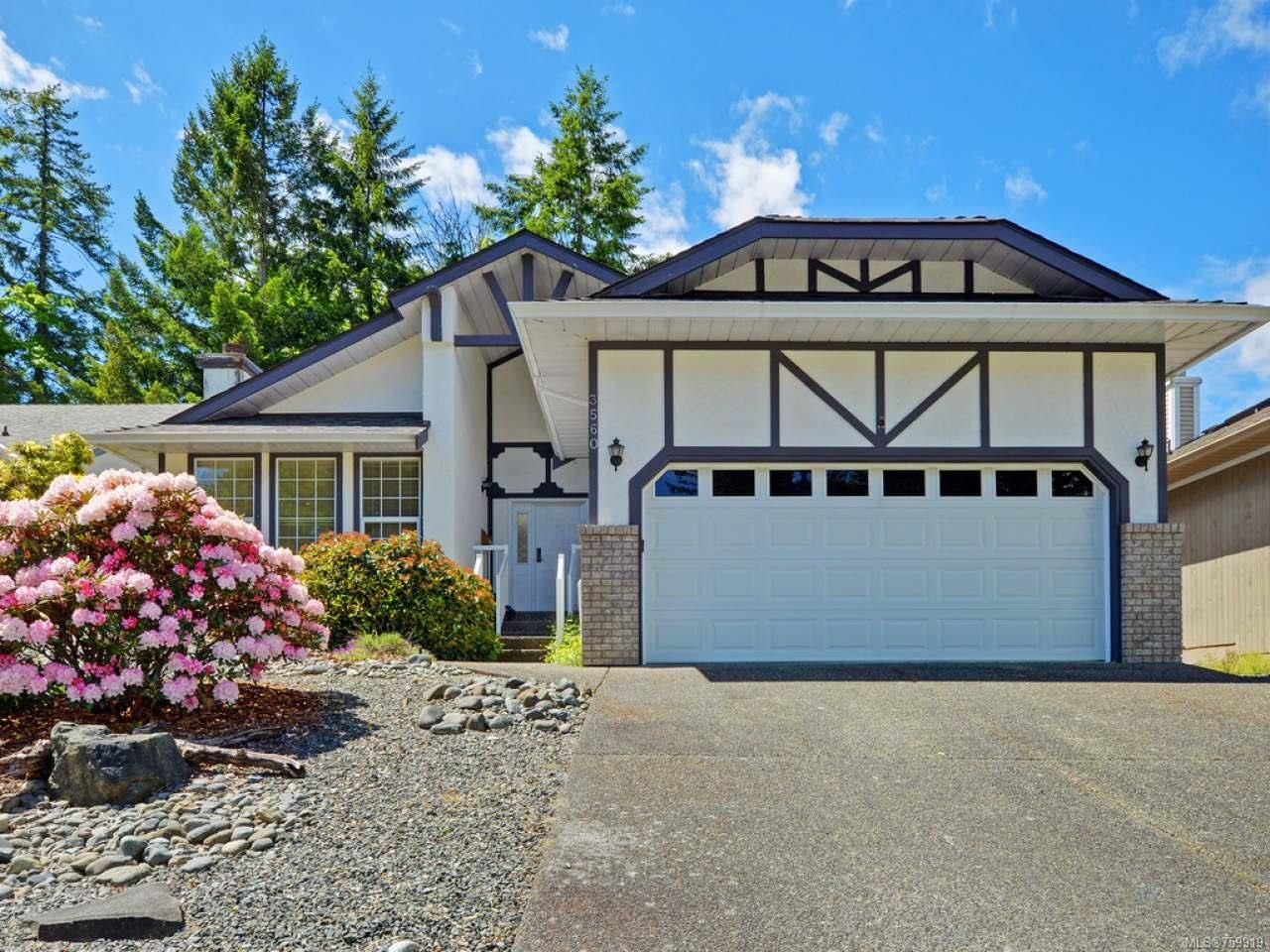 Main Photo: 3560 S Arbutus Dr in COBBLE HILL: ML Cobble Hill House for sale (Malahat & Area)  : MLS®# 759919