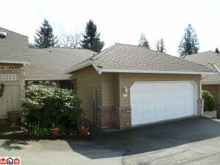 "Photo 1: # 58 21848 50TH AV in Langley: Murrayville Condo for sale in ""CEDAR CREST"" : MLS®# F1104732"