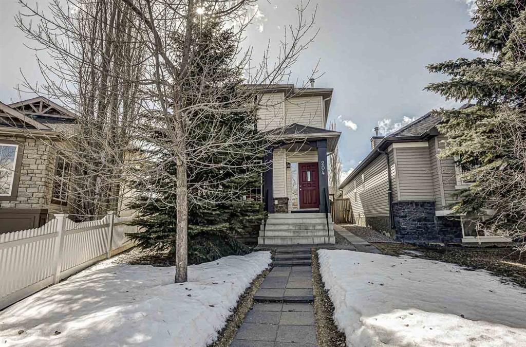 Main Photo: 204 Eversyde Circle SW in Calgary: Evergreen Detached for sale : MLS®# A1083462