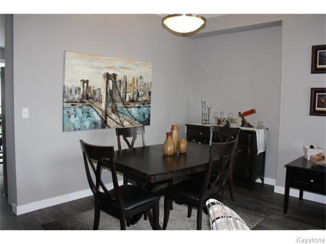 Photo 6: Photos: 158 Audette Drive in Winnipeg: Canterbury Park Residential for sale (3M)  : MLS®# 1618737