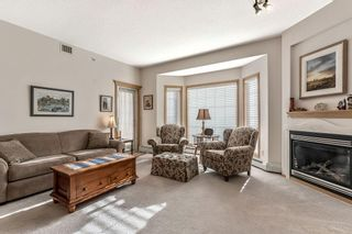 Photo 2: 392 223 TUSCANY SPRINGS Boulevard NW in Calgary: Tuscany Apartment for sale : MLS®# C4274391
