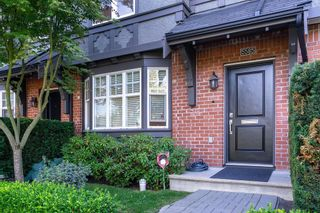 Photo 2: 5585 WILLOW STREET in Vancouver: Cambie Townhouse for sale (Vancouver West)  : MLS®# R2603135