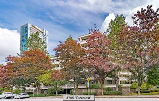 Photo 1: 705 5932 PATTERSON Avenue in Burnaby: Metrotown Condo for sale (Burnaby South)  : MLS®# R2618683