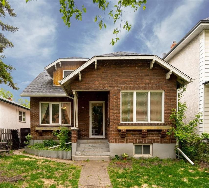 Main Photo: 401 Machray Avenue in Winnipeg: North End Residential for sale (4C)  : MLS®# 202114161