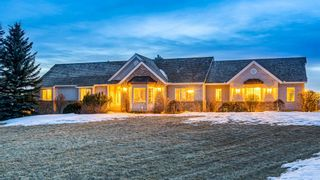 Main Photo: 244029 48 Street W: Rural Foothills County Detached for sale : MLS®# A1079966