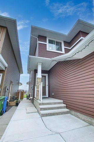 Photo 3: 137 Redstone Common NE in Calgary: Redstone Semi Detached for sale : MLS®# A1132067