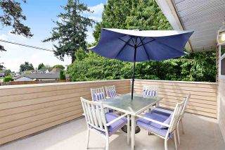 "Photo 10: 6 5501 LADNER TRUNK Road in Delta: Hawthorne Townhouse for sale in ""Sycamore Court"" (Ladner)  : MLS®# R2402042"