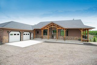 Photo 1: 112064 274 Avenue W: Rural Foothills County Detached for sale : MLS®# A1118932