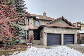 Photo 1: 92 Christie Knoll Heights SW in Calgary: Christie Park Detached for sale : MLS®# A1088117