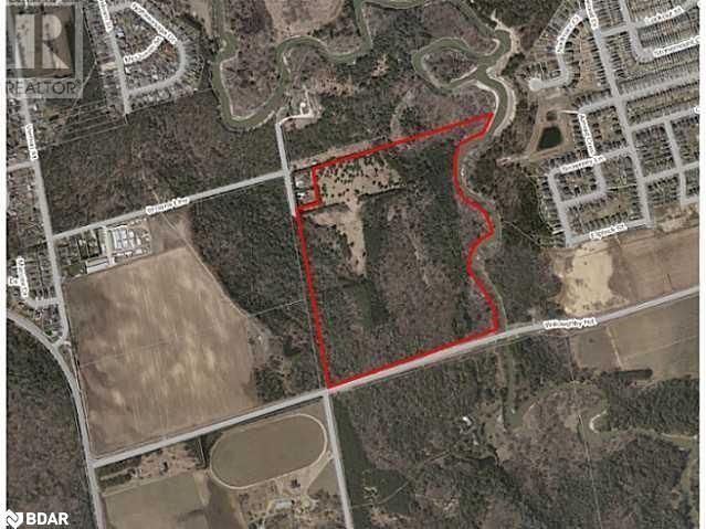 Main Photo: 8291 4TH Line in Essa Township: Vacant Land for sale : MLS®# 40136065
