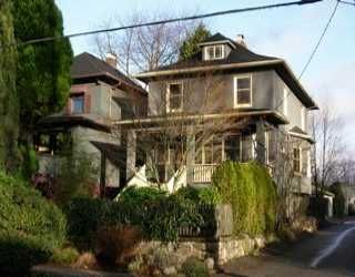 Main Photo: 2622 WOODLAND DR in Vancouver: Grandview VE House for sale (Vancouver East)  : MLS®# V572312