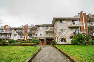 "Main Photo: 203 1187 PIPELINE Road in Coquitlam: New Horizons Condo for sale in ""Pine Court"" : MLS®# R2563076"