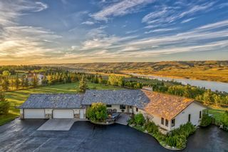 Main Photo: 2182 Springbank Heights Way in Rural Rocky View County: Rural Rocky View MD Detached for sale : MLS®# A1145073