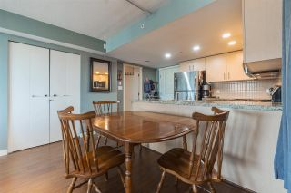 """Photo 4: 608 200 KEARY Street in New Westminster: Sapperton Condo for sale in """"Anvil"""" : MLS®# R2408370"""