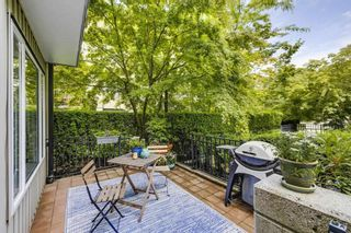 """Main Photo: 2788 CRANBERRY Drive in Vancouver: Kitsilano Townhouse for sale in """"ZYDECO"""" (Vancouver West)  : MLS®# R2592968"""