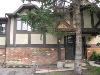 Main Photo: 16 Storybook Gardens NW in Calgary: Ranchlands Row/Townhouse for sale : MLS®# A1103228