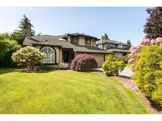 """Photo 1: 14936 21 Avenue in Surrey: Sunnyside Park Surrey House for sale in """"MERIDIAN BY THE SEA"""" (South Surrey White Rock)  : MLS®# R2272727"""