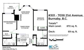 "Photo 17: 301 7038 21ST Avenue in Burnaby: Highgate Condo for sale in ""ASHBURY"" (Burnaby South)  : MLS®# R2123397"