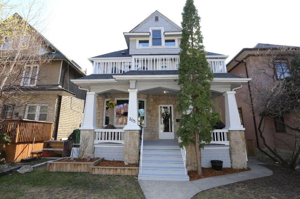Photo 33: Photos: 205 Lenore Street in Winnipeg: Wolseley Single Family Detached for sale (5B)  : MLS®# 1710671