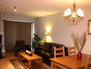 "Photo 3: 202 2015 TRAFALGAR ST in Vancouver: Kitsilano Condo for sale in ""TRAFALGAR SQUARE"" (Vancouver West)  : MLS®# V593460"