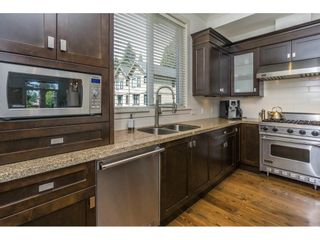 "Photo 9: 527 2580 LANGDON Street in Abbotsford: Abbotsford West Townhouse for sale in ""Brownstones"" : MLS®# R2083525"