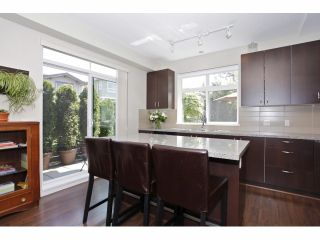 """Photo 13: 133 2729 158TH Street in Surrey: Grandview Surrey Townhouse for sale in """"KALEDEN"""" (South Surrey White Rock)  : MLS®# F1411396"""